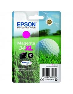 Originale Epson inkjet cartuccia A.R. pallina da golf Durab. U. 34XL - 10,8 ml - magenta - C13T34734010