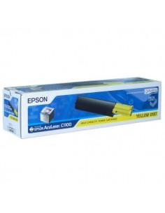 Originale Epson laser toner A.R. ACUBRITE 0187 - giallo - C13S050187