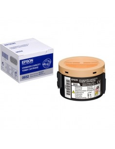 Originale Epson laser toner - nero - C13S050652