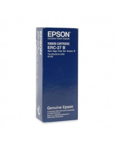 Originale Epson impatto nastro ERC-27B - nero - C43S015366