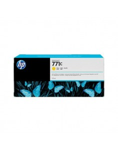 Originale HP inkjet cartuccia 771C - 775 ml - giallo - B6Y10A