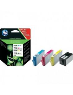 Originale HP inkjet combo pack cartuccia 920XL - n+c+m+g - C2N92AE
