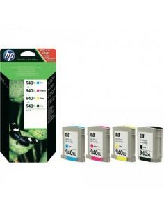 Originale HP inkjet combo pack cartuccia 940XL - n+c+m+g - C2N93AE