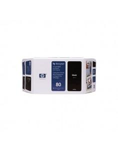 Originale HP inkjet cartuccia 80 - 350 ml - nero - C4871A