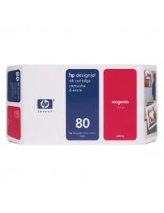 Originale HP inkjet cartuccia 80 - 175 ml - magenta - C4874A