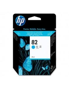 Originale HP inkjet cartuccia 82 - 69 ml - ciano - C4911A