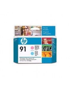 Originale HP inkjet testina di stampa 91 - magenta chiaro +ciano - C9462A