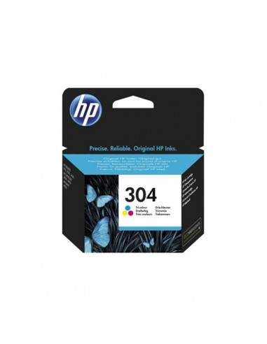 Originale HP inkjet cartuccia 304XL - 3 colori - N9K07AE