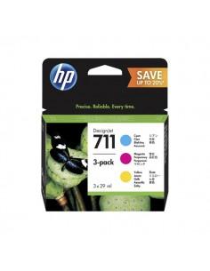 Originale HP inkjet conf. 3 cartucce 711 - 28x3 ml - c+m+g - P2V32A