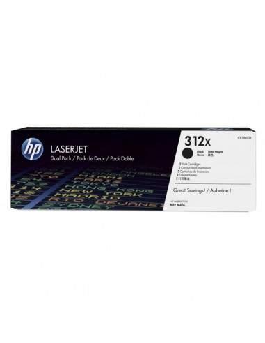 Originale HP laser conf. 2 toner 312X - nero - CF380XD