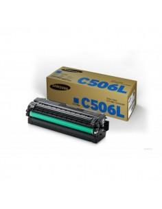 Originale Samsung laser toner A.R. CLT-C506L - ciano - SU038A