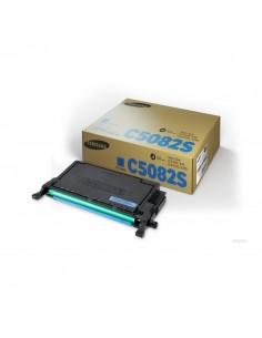 Originale Samsung laser toner CLT-C5082S - ciano - SU056A