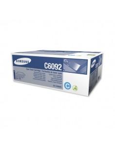 Originale Samsung laser toner CLT-C6092S - ciano - SU082A