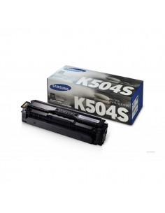 Originale Samsung laser toner CLT-K504S - nero - SU158A