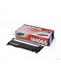 Originale Samsung laser toner CLT-M406S - magenta - SU252A