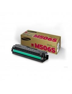 Originale Samsung laser toner CLT-M506S - magenta - SU314A