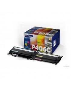 Originale Samsung laser conf. 4 toner CLT-P406C - n+c+m+g - SU375A