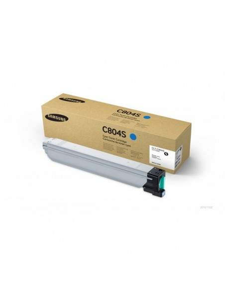 Originale Samsung laser toner CLT-C804S - ciano - SS546A