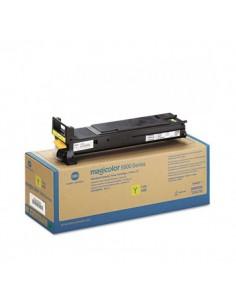 Originale Konica-Minolta laser toner - giallo - A06V253