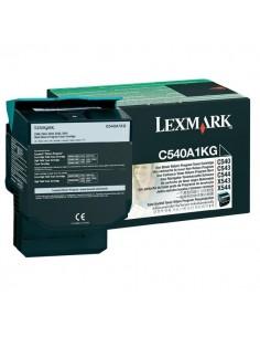 Originale Lexmark laser toner - nero - C540A1KG