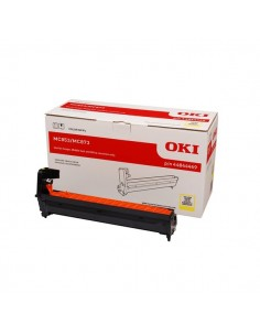 Originale Oki laser tamburo - giallo - 44844469