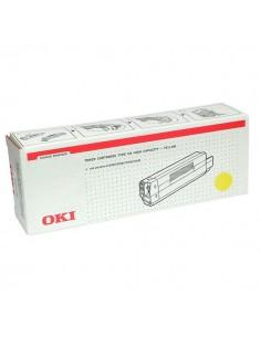 Originale Oki laser toner A.R. TYPE C6 - giallo - 42127405