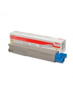 Originale Oki laser toner A.R. - giallo - 43459329