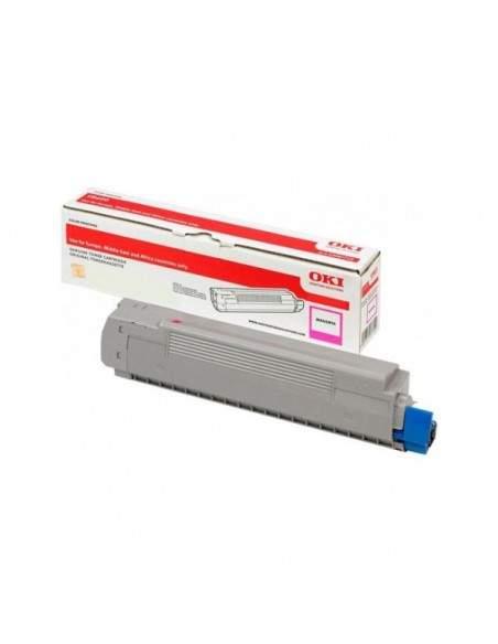 Originale Oki laser toner standard - magenta - 46508714