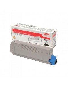Originale Oki laser toner standard - nero - 46490404