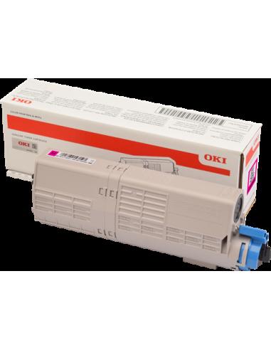 Originale Oki laser toner A.R. - magenta - 46490606
