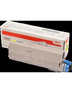Originale Oki laser toner A.R. - giallo - 46490605