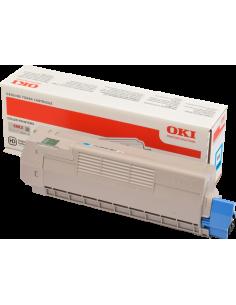 Originale Oki laser toner A.R. - ciano - 46507507