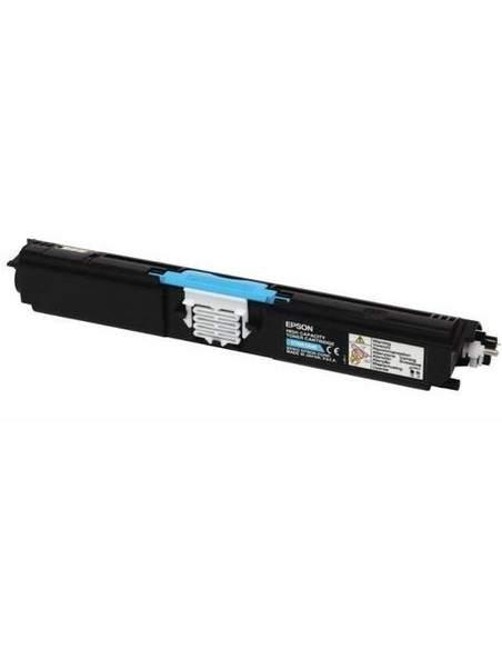 Toner Compatibili Epson C13S050556 S00556 Ciano