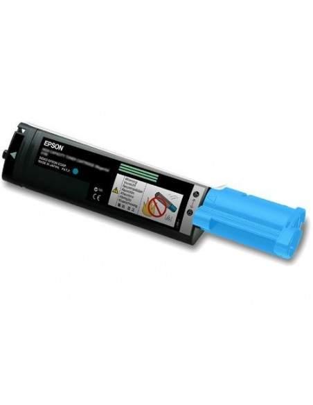 Toner Compatibili Epson C13S050318 0318 Ciano