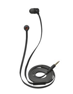 Cuffie In-Ear Duga Trust - nero - 19878