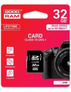 Scheda SD 32GB SDHC Goodram - blister retail