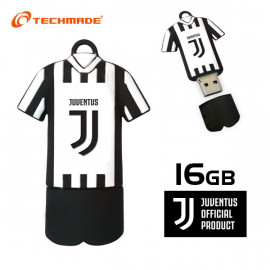 Techmade Pendrive Ufficiale Juventus 16 Gb