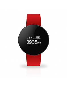 Techmade Smartwatch Joy Waterproof Red
