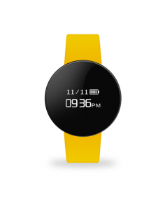Techmade Smartwatch Joy Waterproof Yellow