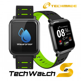 Techmade Techwatchs2 Green