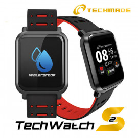 Techmade Techwatchs2 Red