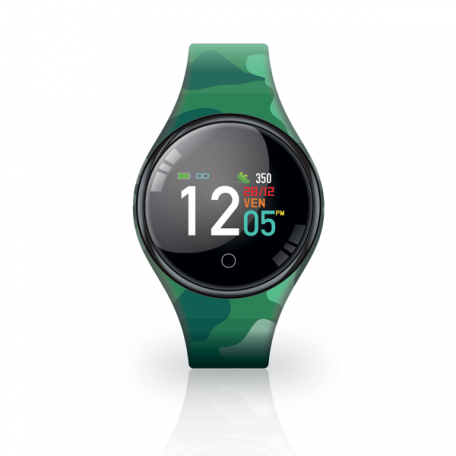 Techmade Freetime Camouflage 2 Green