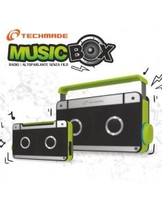 Techmade Speaker Bluetooth 5Watt - JWH-C2