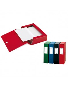 Scatola Archivio Scatto 60 25X35Cm Nero Sei Rota - 67900610