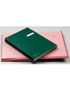 Libro Firma 14 Pagine Verde 24X34Cm 614-E Fraschini - 614E-VER