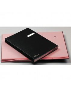 Libro Firma 14 Pagine Nero 24X34Cm 614-E Fraschini - 614E-NER