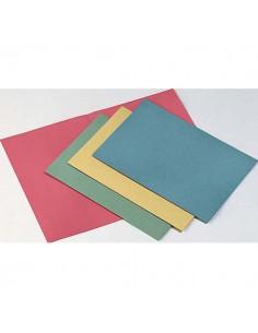 Conf. 100 Cartelline Semplici Verde S/Stampa 145Gr - CG0113MFXXXAK03