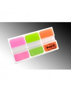 Dispenser 66 Post-It Index Strong 686-Pgoeu 25X38Mm Colori Vivaci - 74474
