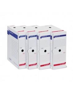Scatola Archivio Memory X80 25X35Cm Dorso 8Cm Sei Rota - 673208 - (conf. 10)