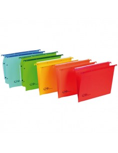 Cartella Sospesa Cassetto 33/V Blu Joker Bertesi - 400/330 Link-A3 - (conf. 25)